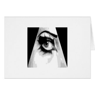 Gothcentricity Note Card (Blank)