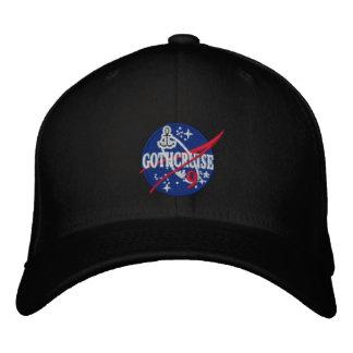 GothCruise 9 From Outer Space Logo Cap Baseball Cap