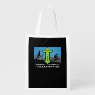 Gothenburg's Turf association - Matkasse Reusable Grocery Bag