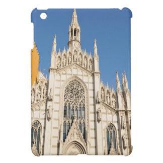 Gothic architecture in Rome, Italy iPad Mini Cover