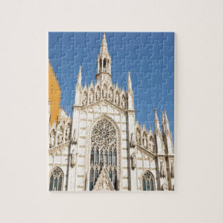 Gothic architecture in Rome, Italy Jigsaw Puzzle
