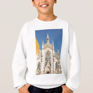 Gothic architecture in Rome, Italy Sweatshirt