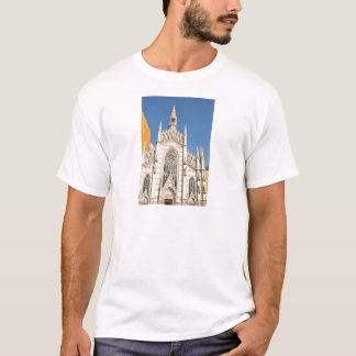 Gothic architecture in Rome, Italy T-Shirt
