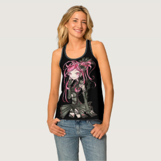 gothic batcave sweetie top
