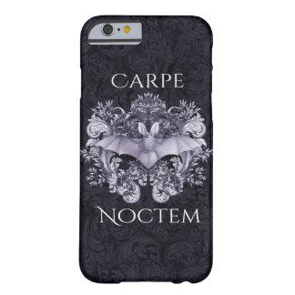 Gothic Bats and Swirls Phone Case