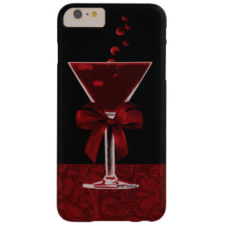 Gothic Bloody Martini iPhone 6 Plus Case