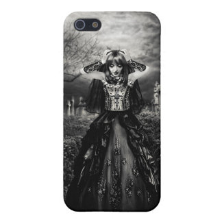 GOTHIC BRIDE iPhone 5/5S COVER