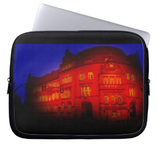 gothic building from germany mystical view laptop sleeve