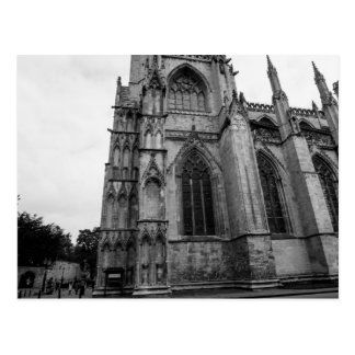 """""""Gothic cathedral"""" psotcards Postcard"""