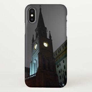 Gothic Church iPhone X Case