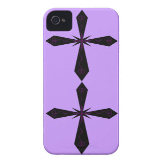 Gothic Cross Blackberry Bold Speck Case iPhone 4 Case-Mate Cases