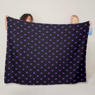 Gothic Diamonds Satin Fleece Blanket