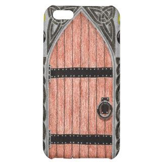 Gothic Door iPhone case Cover For iPhone 5C