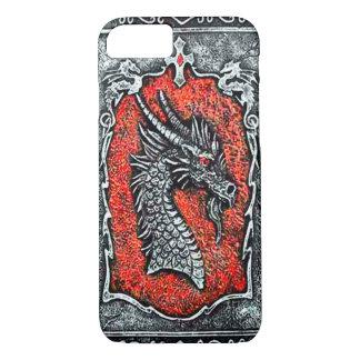 Gothic Dragon iPhone 7 Case