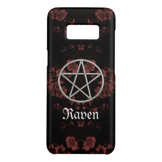 Gothic Eternal Pentacle Mauve Case-Mate Samsung Galaxy S8 Case
