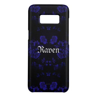 Gothic Eternal *Your Name* Blue Case-Mate Samsung Galaxy S8 Case