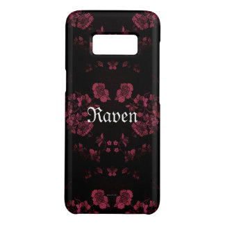 Gothic Eternal *Your Name* Pink Case-Mate Samsung Galaxy S8 Case