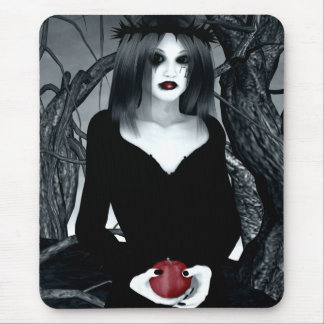 Gothic Eve Art Mouse Pad