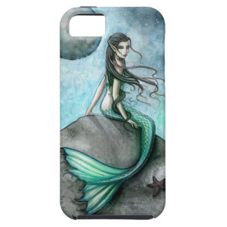 Gothic Fantasy Art Mermaid iPhone Case