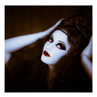 Gothic Fiery Queen