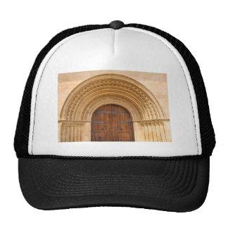 Gothic gate cap