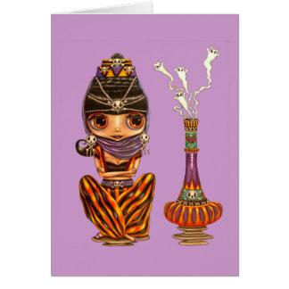 Gothic Genie Card