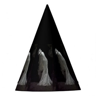 Gothic ghost party hat