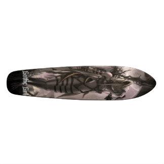 Gothic Girl 19.7 Cm Skateboard Deck