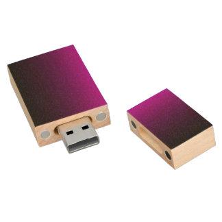 Gothic Halloween Midnight Wood USB 2.0 Flash Drive