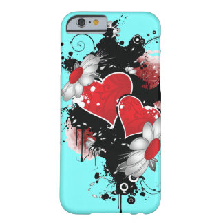 Gothic Heart Barely There iPhone 6 Case