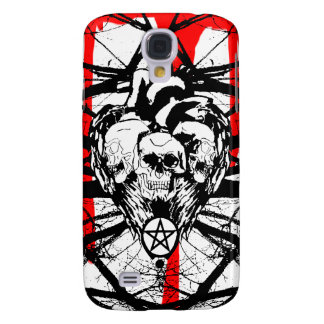 Gothic Heart Galaxy S4 Cover
