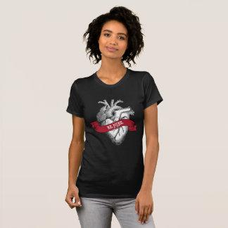 Gothic Heart Valentine's Day T-Shirt