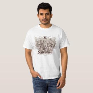 Gothic Jesus Salvation T-Shirt