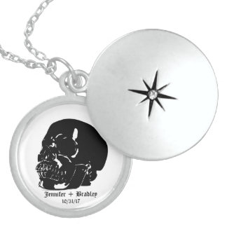 Gothic Keepsake Locket