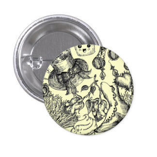 Gothic Lolita Button