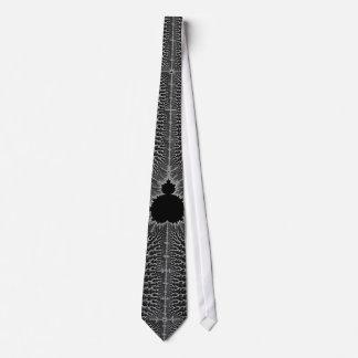 Gothic Mandelbrot Tie