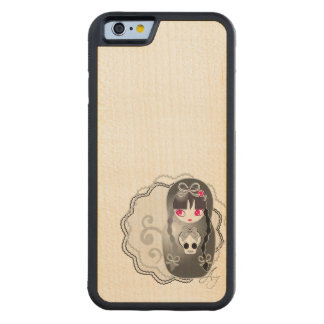 Gothic Matryoshka Maple iPhone 6 Bumper