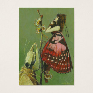 Gothic Mutant Moth ACEO Artists Trading Cards