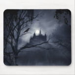 Gothic Night Fantasy Mouse Pad