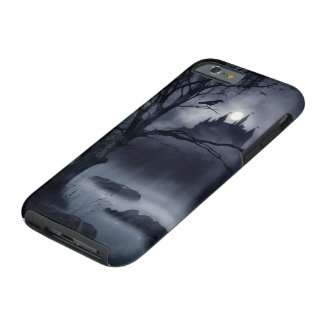 Gothic Night Fantasy Tough iPhone 6 Case