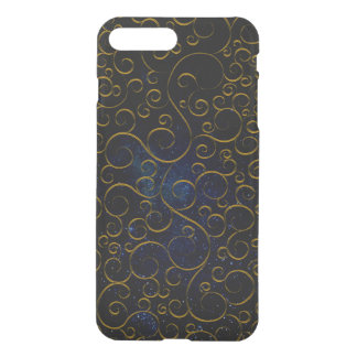 Gothic pattern.GOLD iPhone 8 Plus/7 Plus Case
