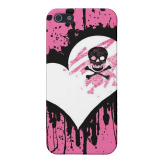 Gothic Pink iPhone 5 Cases