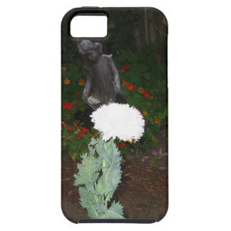 Gothic Poppy iPhone 5 Cases