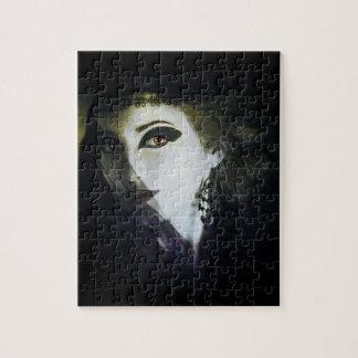 Gothic Priestess Puzzle
