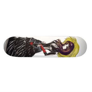 Gothic Purrr Skateboards