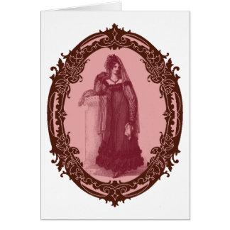 Gothic Regency Card