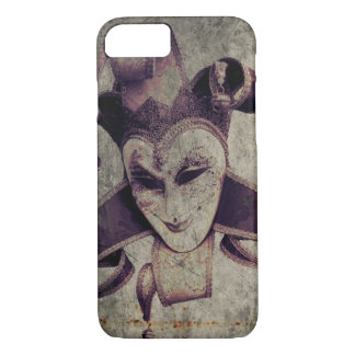 Gothic Renaissance Evil Clown Joker iPhone 7 Case