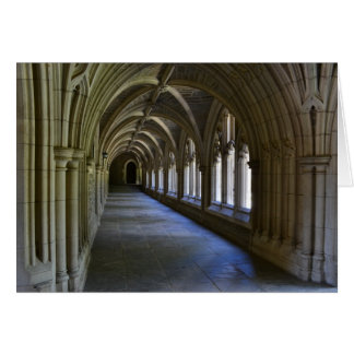 Gothic Revival note card