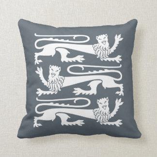 Gothic revival Pugin Mad happy lions CC0961 Cushion