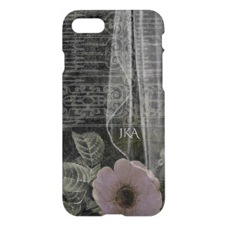 Gothic Romance Veiled Dream Personalized iPhone 7 Case